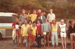 Keoua Molokai Crew '81