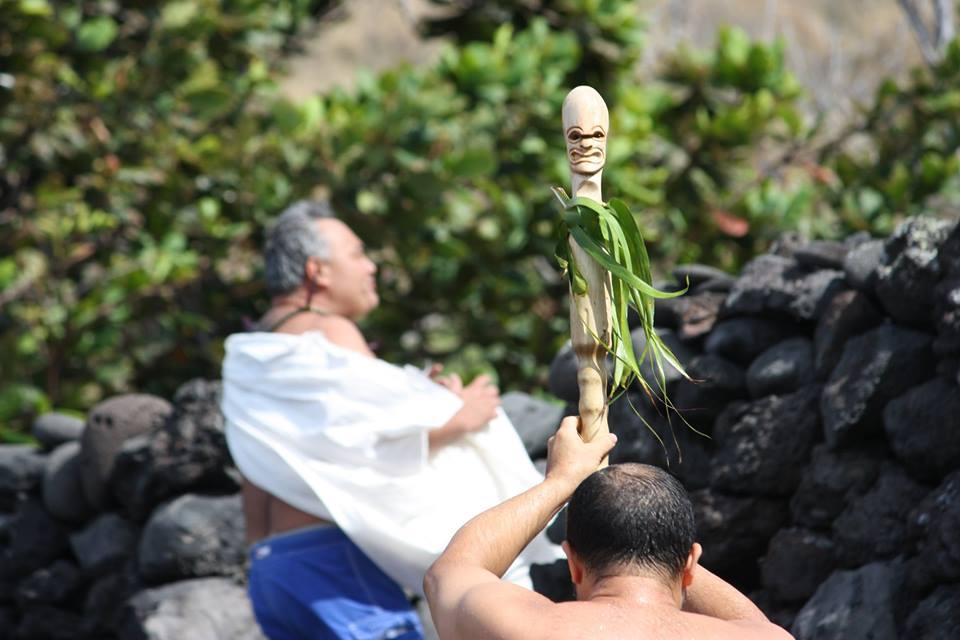 Lonoikamakahiki at Hiki'au Heiau, Napo'opo'o